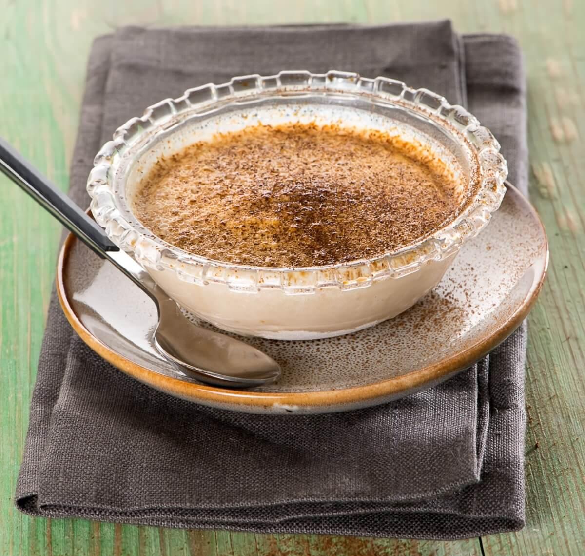 Delicioso sambayón de café | Lasrecetasdelchef.com
