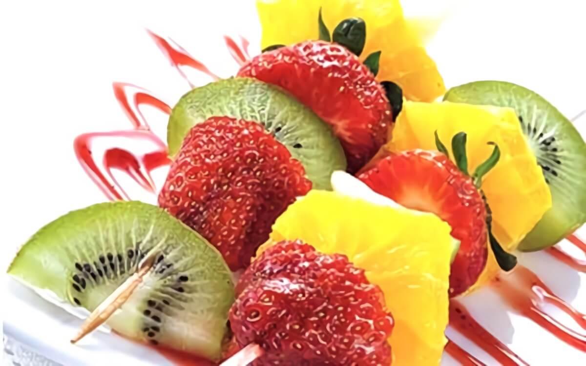 Brochette saludables, cocinar un gesto de amor | Lasrecetasdelchef.com